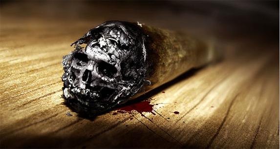 rokok dapat menyebabkan kematian