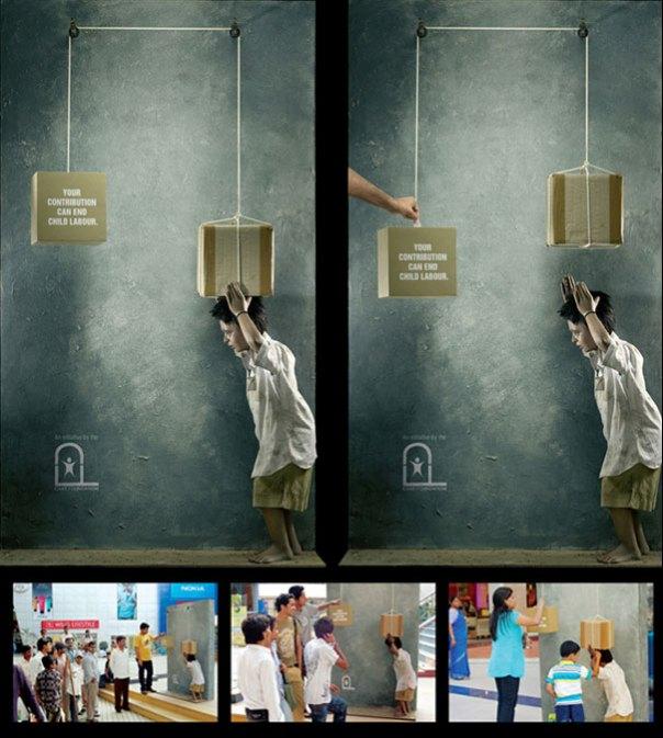 iklan unik dan kreatif