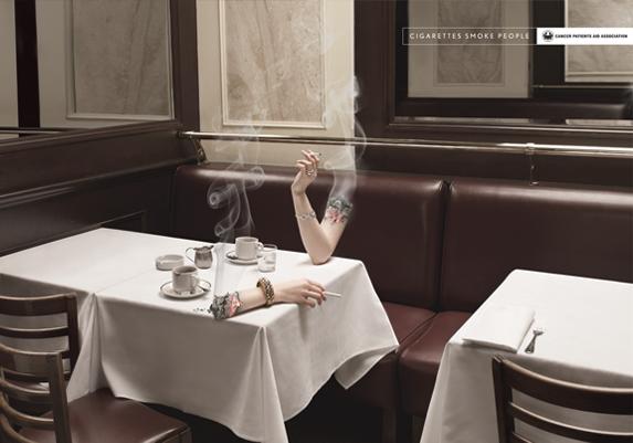 rokok membakar anda