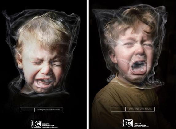 Rokok menyakiti orang lain