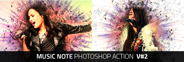 15 Actions Bundle - Photoshop Action Pack